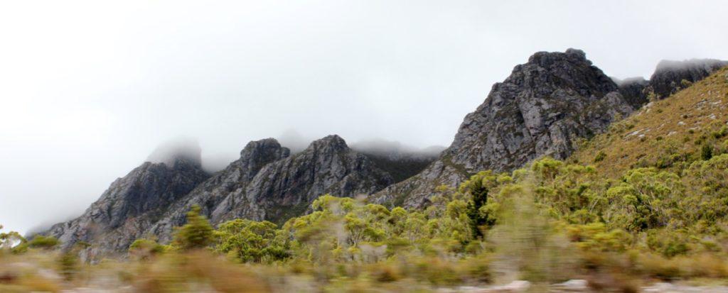 Beautifully odd mountains