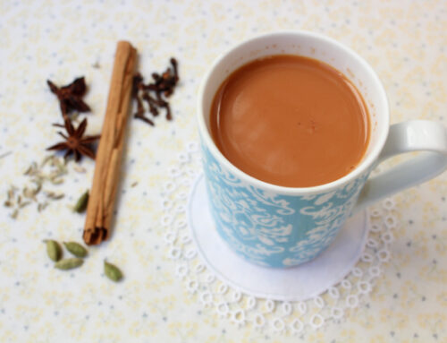 The best ever homemade Indian spiced chai