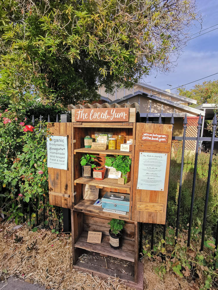 Our Adelaide honesty stall, The Local Yum